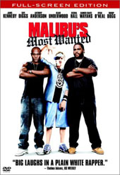 Malibu's Most Wanted on DVD