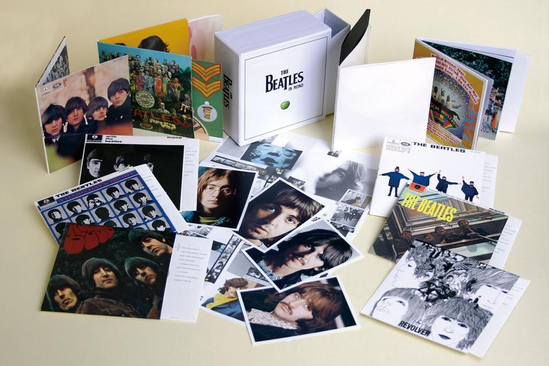 The Beatles In Mono (2009 Remastered) by The Beatles image
