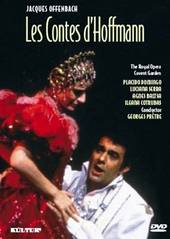 Royal Opera The: Les Contes D'hoffman on DVD