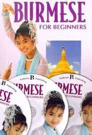 Burmese for Beginners by Gene Mesher