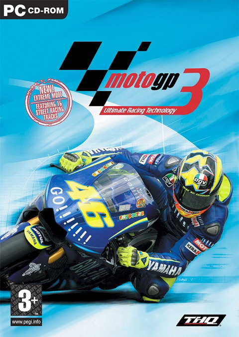 MotoGP: Ultimate Racing Technology 3 for PC Games