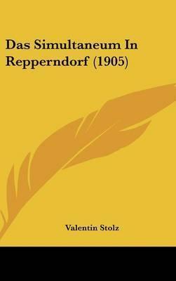Das Simultaneum in Repperndorf (1905) by Valentin Stolz