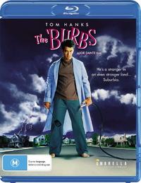 The Burbs on Blu-ray image