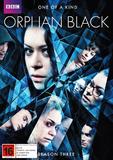 Orphan Black Season 3 DVD