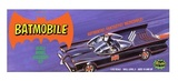 Polar Lights: 1/32 Classic Batmobile (Purple Box)