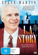 L.A. Story on DVD