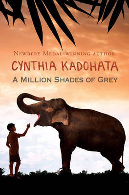 A Million Shades of Grey by Cynthia Kadohata image