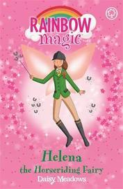 Helena the Horseriding Fairy (Rainbow Magic #57 - Sporty Fairies series) by Daisy Meadows image