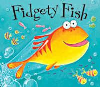 Fidgety Fish by Ruth Galloway image
