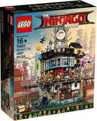 LEGO Ninjago - Ninjago City (70620)