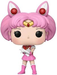 Sailor Moon – Sailor Chibi Moon (Glitter Ver.) Pop! Vinyl Figure