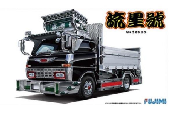 Fujimi: 1/32 Truck Ryuseigo (2 Ton) - Model Kit