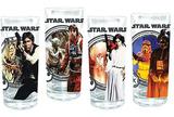Star Wars 280ml Glass Set 4