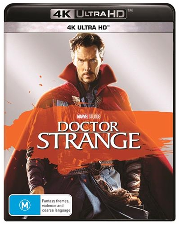 Doctor Strange (4K UHD) on UHD Blu-ray