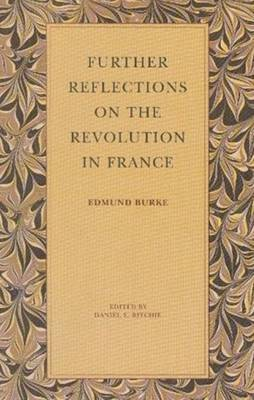 Further Reflections on the Revolution in France by Edmund Burke image