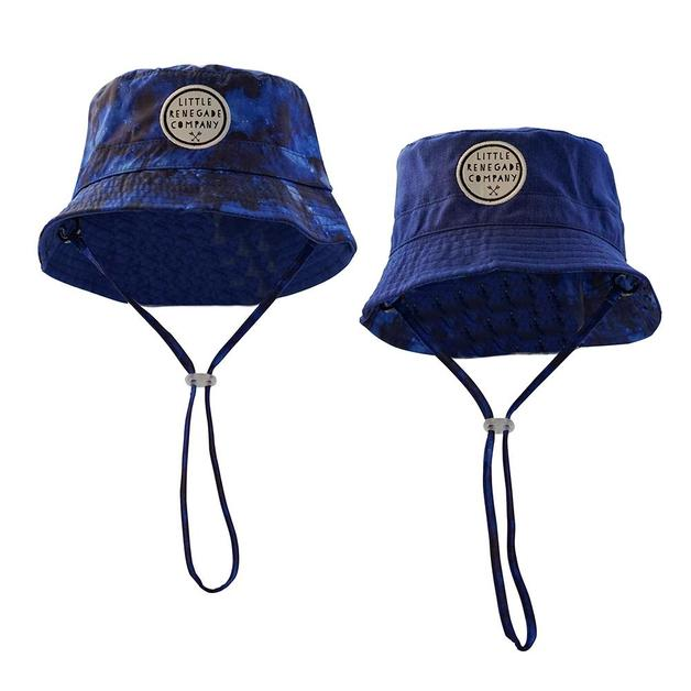 Little Renegade Company: Reversible Bucket Hat - Galaxy (Maxi)