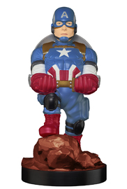Cable Guy Controller Holder - Captain America for PS4