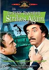 The Pink Panther: Pink Panther Strikes Again on DVD