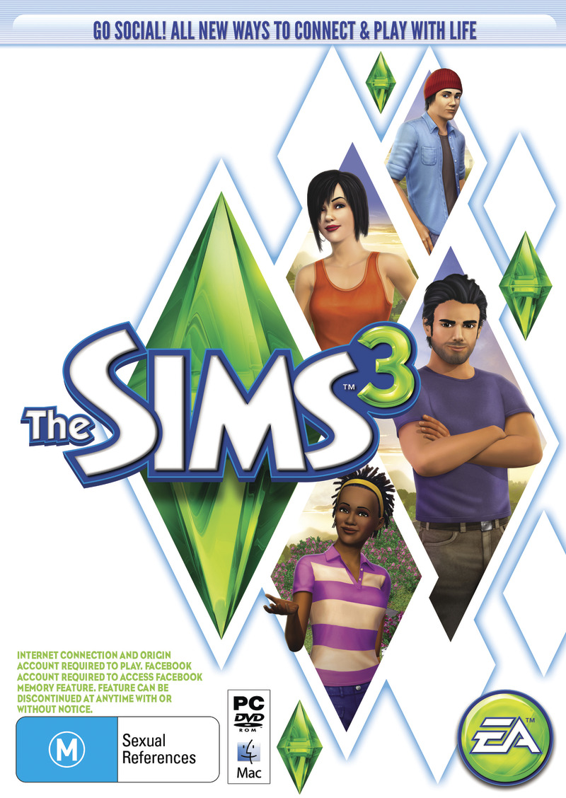 The Sims 3 for PC image