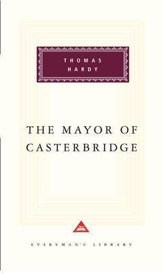 The Mayor Of Casterbridge by Thomas Hardy image
