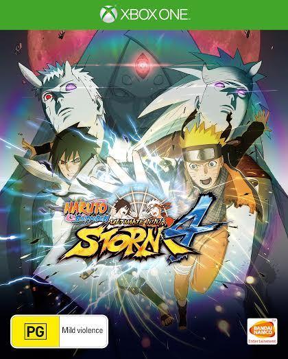 Naruto Shippuden: Ultimate Ninja Storm 4 for Xbox One image