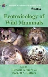 Ecotoxicology of Wild Mammals image