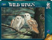 Holdson: 1000 Piece Puzzle Wild Wings At Dusk We Fly