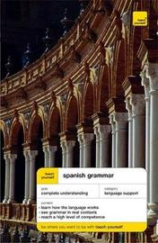 Spanish Grammar by Juan Kattan Ibarra image
