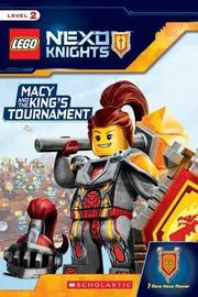 Macy and the King's Tournament by Scholastic