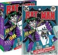 DC Comics: 1000pc The Joker Cover Puzzle