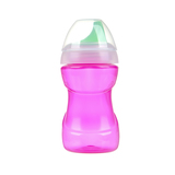 MAM Learn to Drink Spill-Proof Bottle - 270 ml - Pink