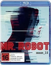 Mr. Robot - Season 3 on Blu-ray
