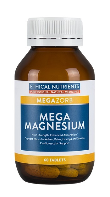 Ethical Nutrients: MEGAZORB Mega Magnesium (60 Tablets)