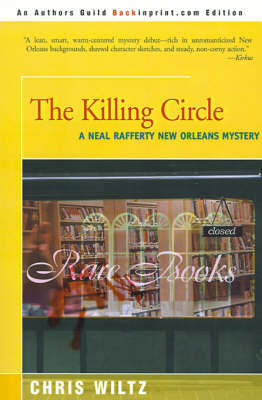 The Killing Circle by Chris Wiltz image