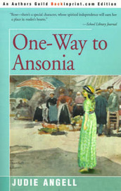 One-Way to Ansonia by Judie Angell