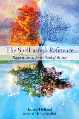 Spellcaster'S Reference by Eileen Holland image