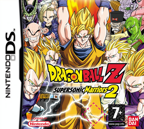 Dragon Ball Z: Supersonic Warriors 2 for DS