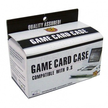 Game Card Case (9in1 set) for Nintendo DS