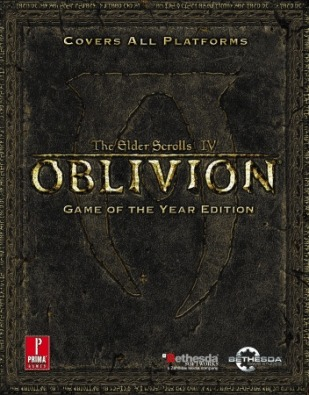 Elder Scrolls IV: Oblivion Game of the Year Edition Official Strategy Guide