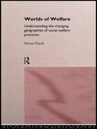 Worlds of Welfare by Steven Pinch image