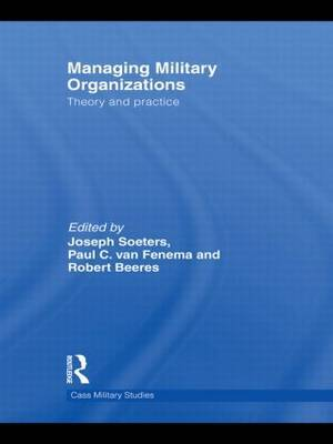 Managing Military Organizations