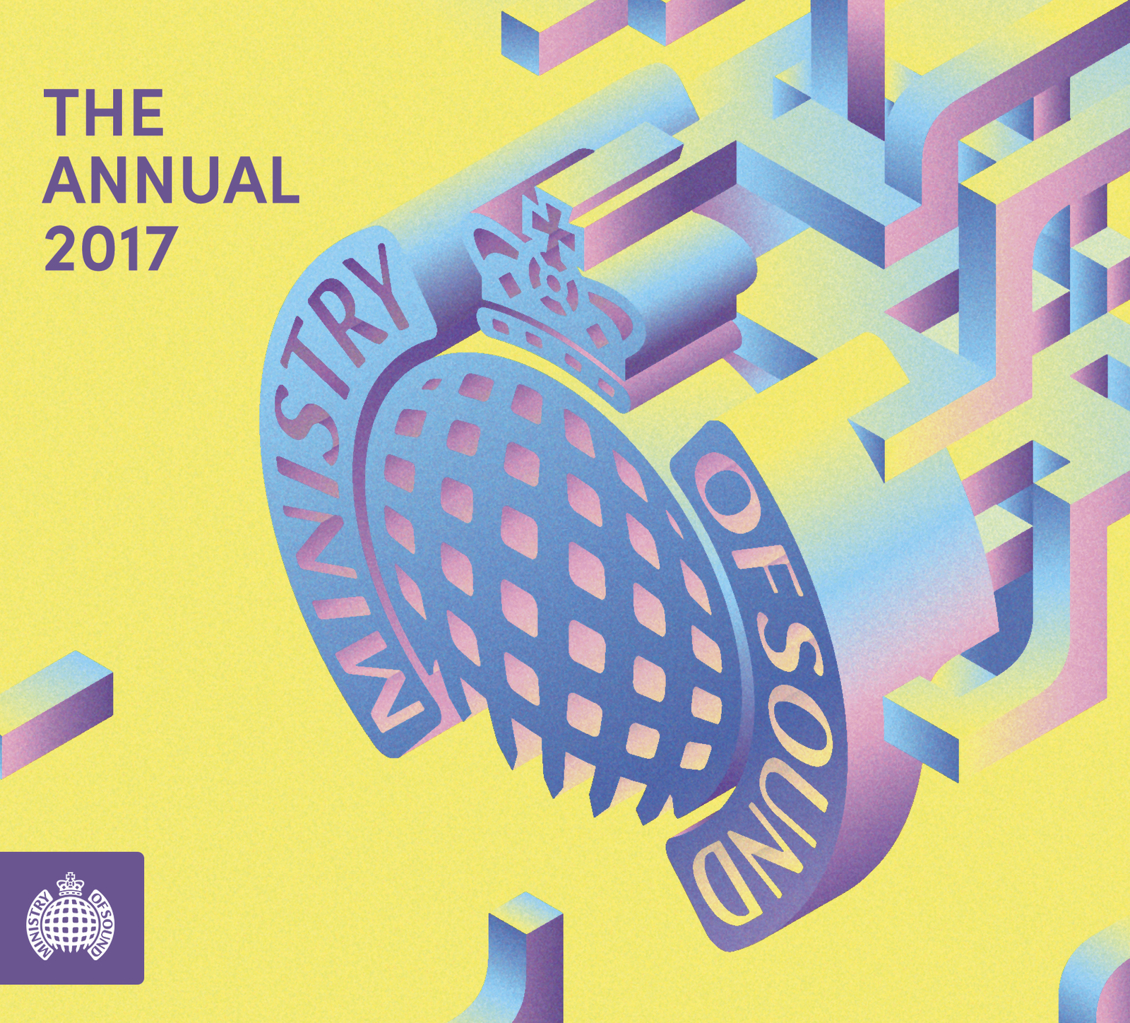 Ministry Of Sound: The Annual 2017 by Ministry Of Sound image