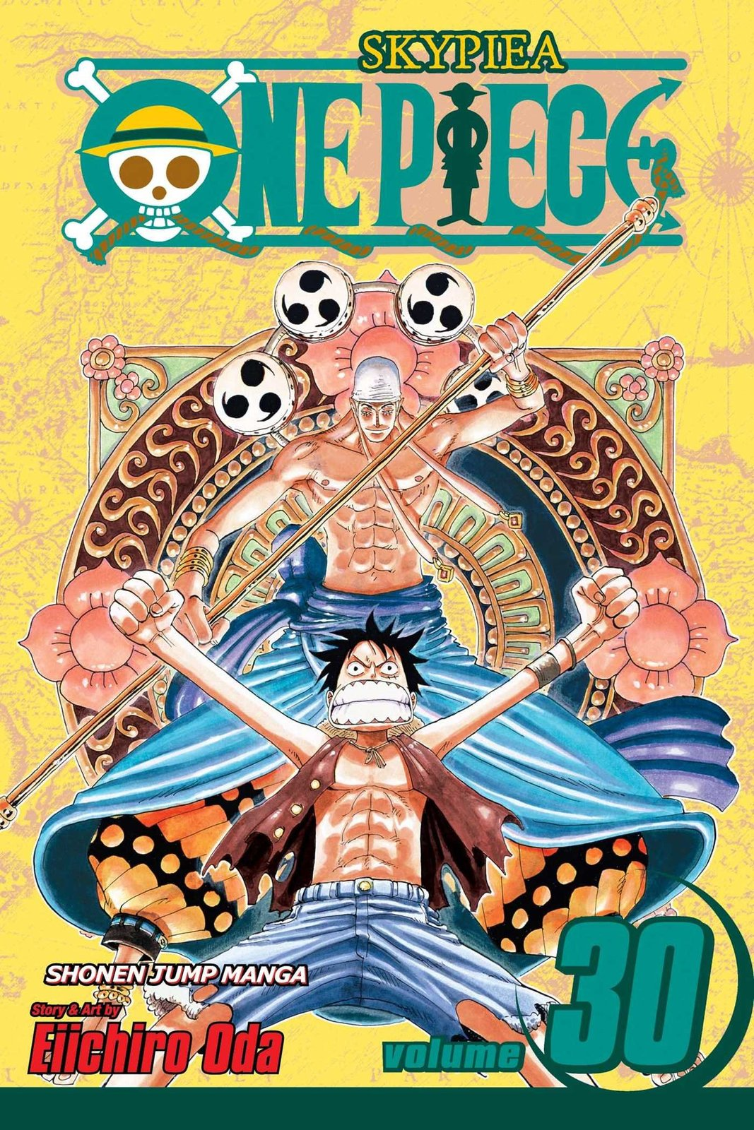 One Piece, Vol. 30 by Eiichiro Oda image