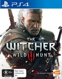 The Witcher 3: Wild Hunt for PS4