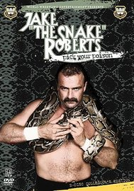 WWE - Jake 'The Snake' Roberts: Pick Your Poison on DVD image