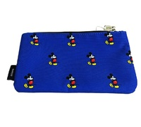 Loungefly Disney Cosmetic Bag - Mickey Blue