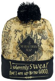 Harry Potter - Marauders Map Beanie