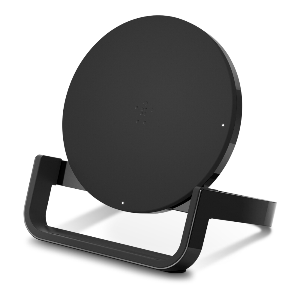 Belkin Boost Up Universal Wireless Charging Stand  - Black image