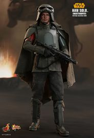 "Star Wars: Han Solo (Mudtrooper) - 12"" Articulated Figure image"