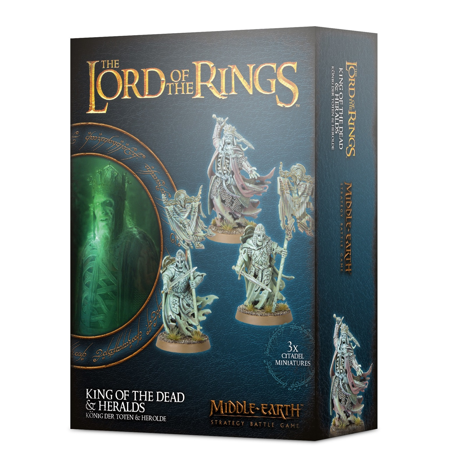 Lord of the Rings: King of the Dead & Heralds image